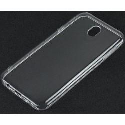 Samsung J7 2017 J730F silikonový obal Průhledný