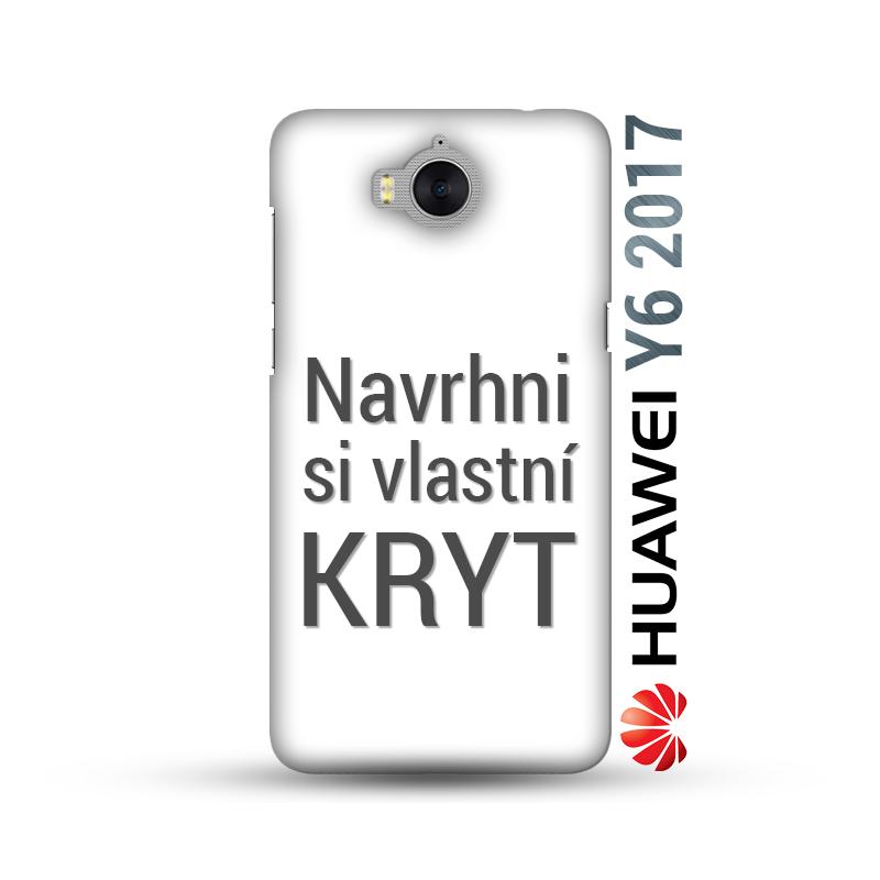 Huawei Y6 2017 • Kryt na mobil s vlastní fotkou d5fe0f44448
