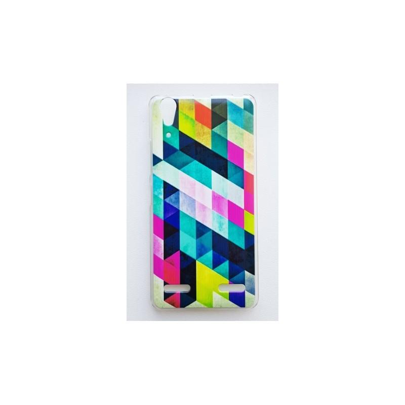 Zadní kryt backcover s potiskem Colormix pro lenovo a6000 469891de79d