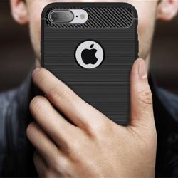 Kryt s motivem Carbon pro iPhone 7 Plus