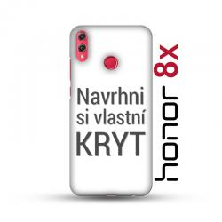 Honor 8X kryt na mobil s vlastní fotkou