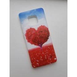 Huawei Mate 20 Pro silikonový obal s potiskem Strom lásky