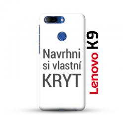 Lenovo K9 kryt na mobil s vlastní fotkou
