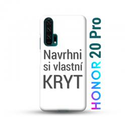 Honor 20 Pro kryt na mobil s vlastní fotkou