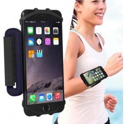 Otočný sportovní obal 180° pro mobil na předloktí