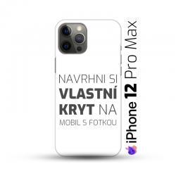 iPhone 12 Pro Max kryt s vlastní fotkou