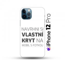 iPhone 12 Pro kryt s vlastní fotkou