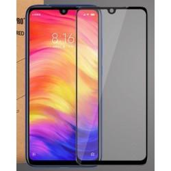 Tvrzené ochranné sklo s černými okraji na mobil Xiaomi Redmi 9A