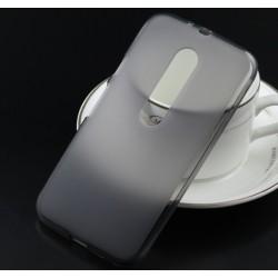 Silikonový obal pro Lenovo Moto G Šedý