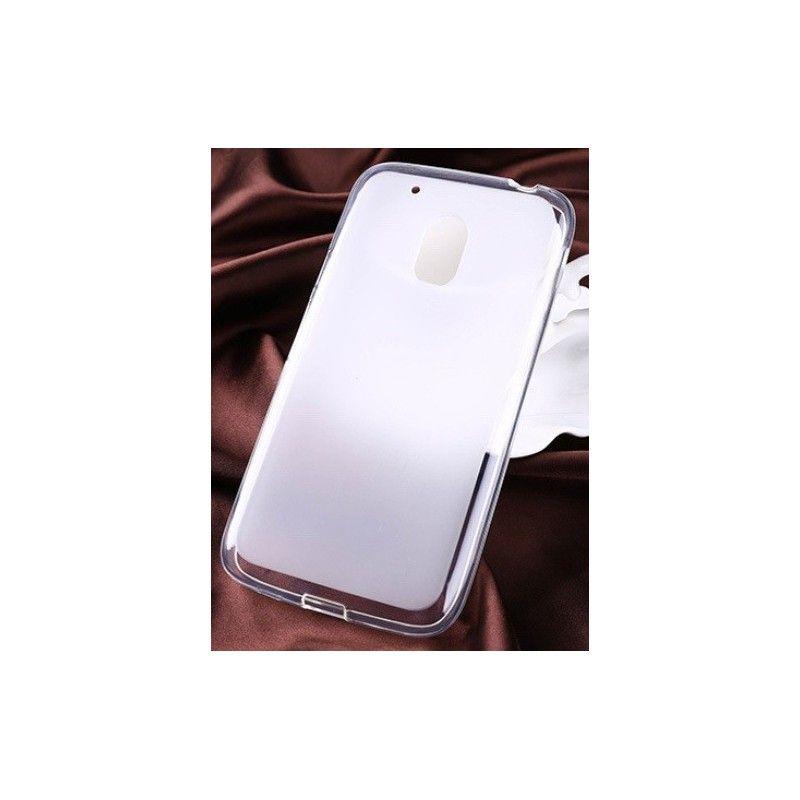 Lenovo Moto G4 PLAY silikonový obal Bílý