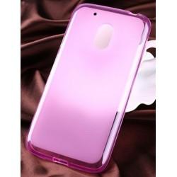 Lenovo Moto G4 PLAY silikonový obal Růžový