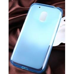 Lenovo Moto G4 PLAY silikonový obal Modrý